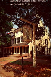 Historic Indian King Tavern