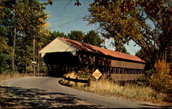 The Old Covered Bridges