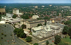 The New Jersey State Capitol, Mercer County