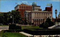 Masonic Temple And Stacy Trent Hotel