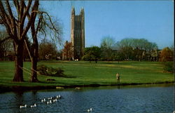 Cleveland Memorial Tower, Graduate College, Princeton University