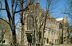 The Princeton University Chapel, Mercer County
