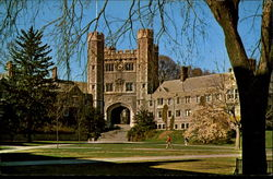 Blair Hall, 1897, Princeton University