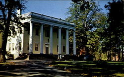 Mead Hall, Drew University Postcard