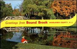 Greetings From Bound Brook, Midlesex County