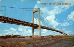 Walt Whiteman Bridge