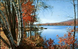 October At Fairview Lake, Sussex County