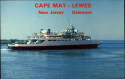 Cape May - Lewes