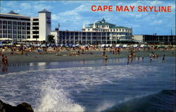 Cape May Skyline
