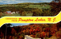Greetings From Pompton Lakes, Pompton Lakes