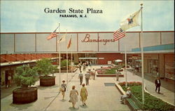 Garden State Plaza, Routes 4 and 17