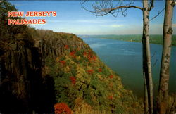 New Jersey's Palisades, Bergen County