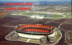 The Meadowlands Sports Complex, Bergen County