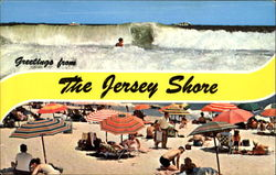Greetings From The Jersey Shore