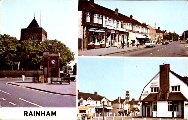 Rainham England London
