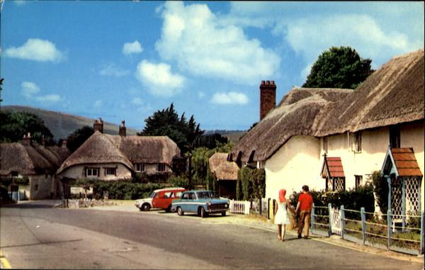Lulworth Village England
