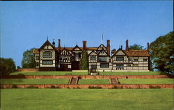 Lilywhite Postcards, Bramall Hall
