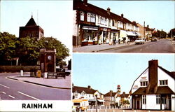 Rainham Postcard