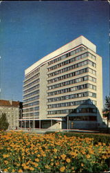 Tallinn. Building of the Central Committe of the Communist Party of Estonia. 1968