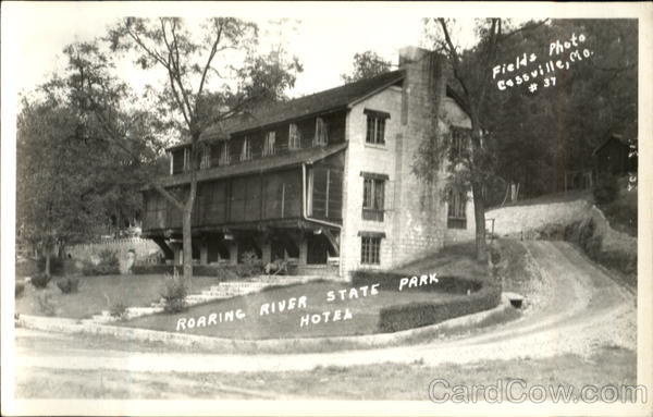 Roaring River State Park Hotel