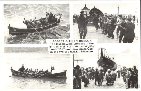 The Last Rowing Lifeboat In The British Isles Boats, Ships