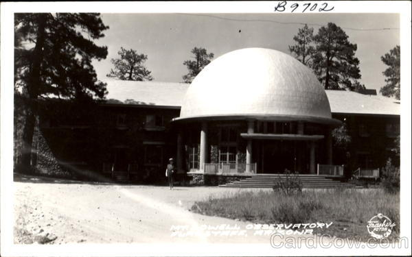 Mt. Lowell Observatory Flagstaff Arizona