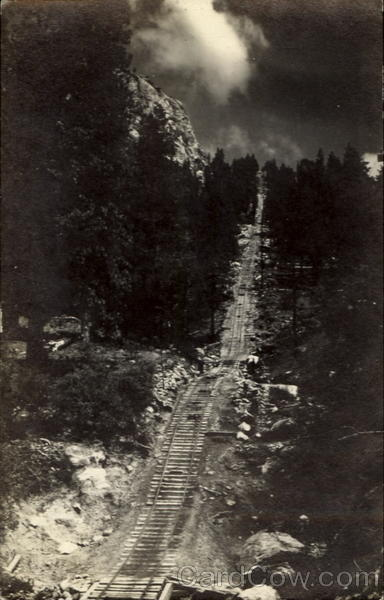 Incline Railway Trains, Railroad