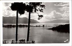 Lake Pend Oreille From Clarksfork