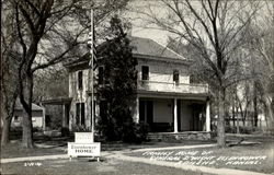 Family Home Of General Dwight Eisenhower