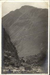 Great Gable & Sty Had Piers Ghyll Postcard