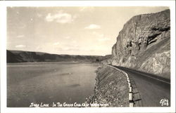 Soap Lake Grand Coulee