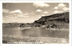 Lake Lenore Grand Coulee