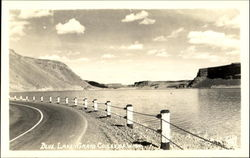 Blue Lake Grand Coulee