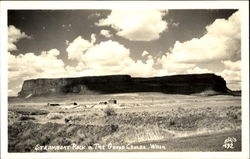 Steamboat Rock Grand Coulee