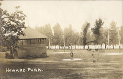 View of Howard Park