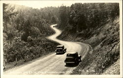 Highway U. S. 27 In The Cumberland Mts