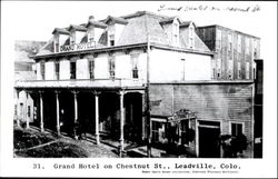 Grand Hotel On Chestnut St