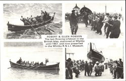 The Last Rowing Lifeboat In The British Isles