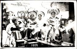1959 Mexican Tourists