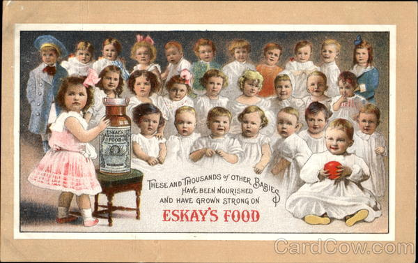 Eskay's Food Advertising Children