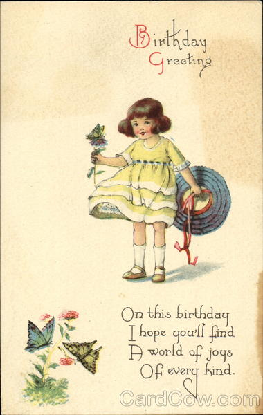 Birthday Greeting