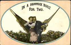 In A Hammock Built For Two