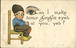 Can I Make Some Google Eyes At You, Yes?