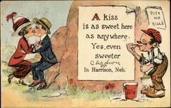 A Sweet Kiss