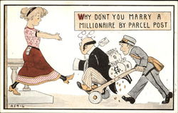 Marry a millionare by Parcel Post