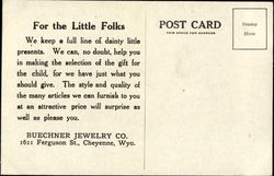 March 1910 Buechner Jewelry Co.