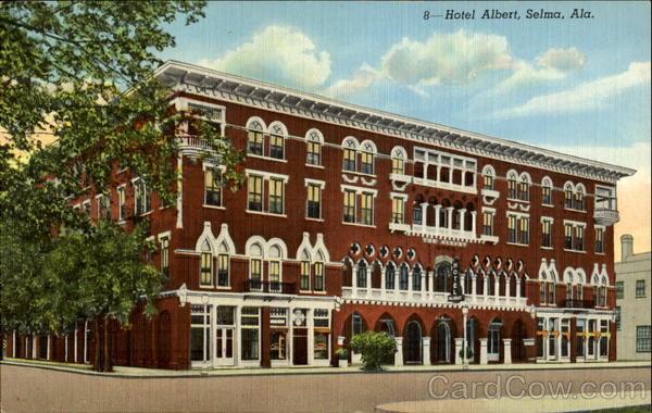 Hotel Albert Selma Alabama