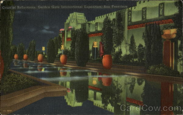 Golden Gate International Exposition San Francisco California