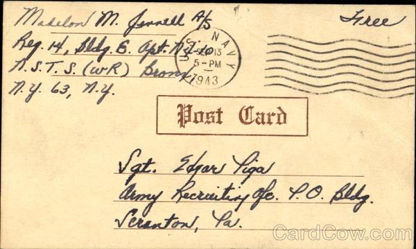 WWII Postal World War II