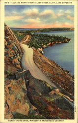 North Shore Drive Postcard